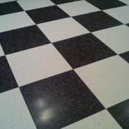 Clean Tile Floors – Floor Finish (Wax) Deep Scrub & Recoat Procedures – Commercial