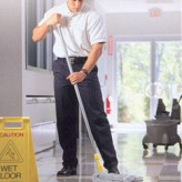 Cleaning Floor Tile – Salt or Soap Film Removal