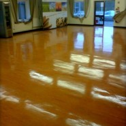 Floor Waxing Polishing & Cleaning – How Important is Solids Content