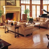 Cleaning Wood Floor – Dust Mopping Keeps Them Cleaner – Residential & Commercial