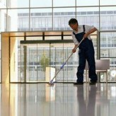 Hard Floor Cleaning – Damp Mopping Versus Spot Mopping – Commercial