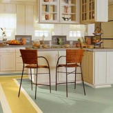 Cleaning Linoleum Floors – Regular Cleaning – Residential