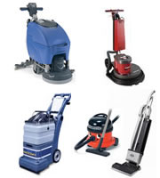 Commercial Floor Cleaning Equipment – Leading Brands