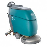Clean Tile Floor – Machine Scrubbing Versus Mopping – Commercial