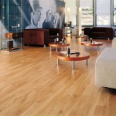 polished floor using the best vacuum for laminate floors