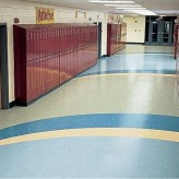 Cleaning Linoleum Floor – Restoring Damaged Linoleum – Commercial