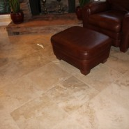 Cleaning Travertine Floors – Daily Cleaning – Residential
