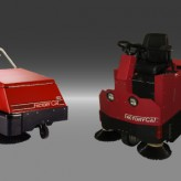 Industrial Floor Cleaning Equipment – Sweepers – Industrial & Commercial