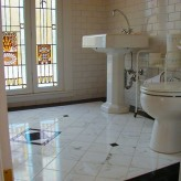 Cleaning Bathroom Floors – Regular or Daily Cleaning – Residential