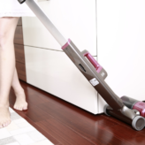 cleaning using vacuum