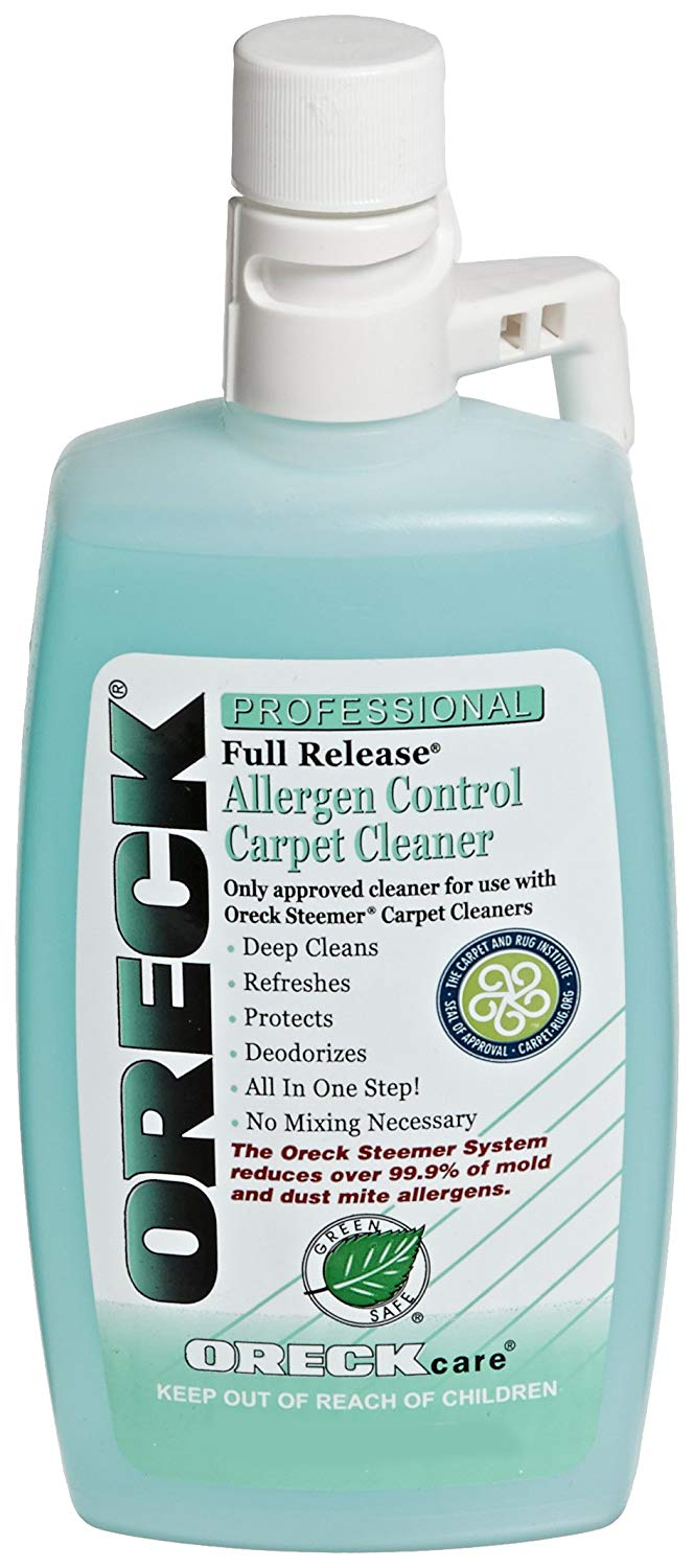 allergen carpet cleaner